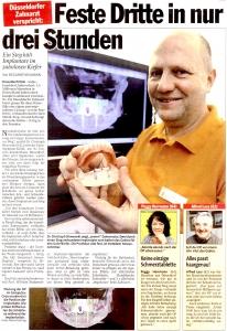 SOS Artikel im Express, Januar 2012
